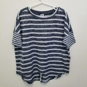 Old Navy Girls Quarter Sleeve Shirt